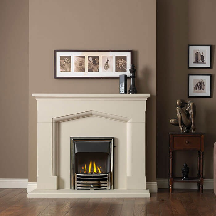 Coniston 54 Fireplace Suite In Chiltern Jurastone Fireplaces